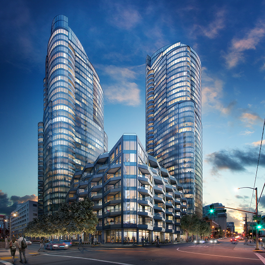 San Francisco Condominiums at LUMINA